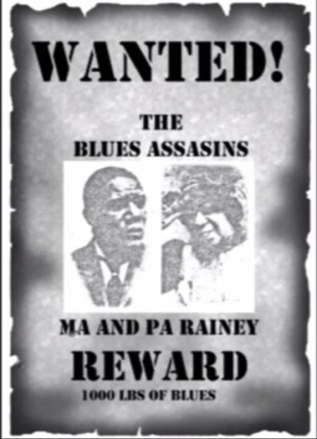 Ma Rainy The Blues Assasins