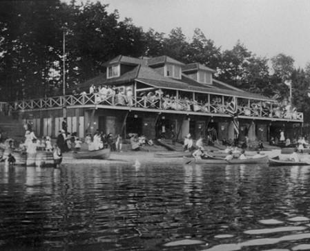 The Balmy Beach Canoe Club