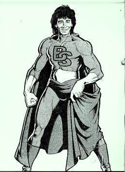 37. Bob as Captain BS