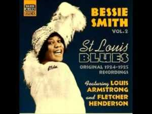 Bessie album st. Louis blues