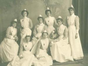nurses early 1900s