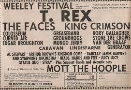 Weeley Festival