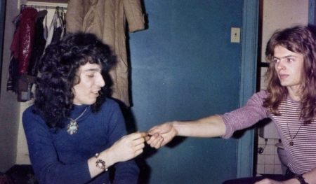 23. Bob and Randy Moustache Club 1971