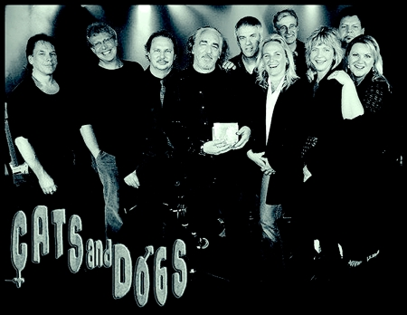 Cats and Dogs Promo Picture