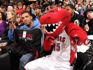 Drake and Raptors