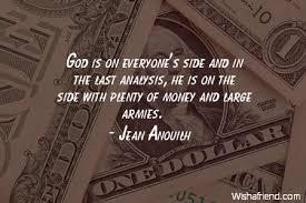 god on side