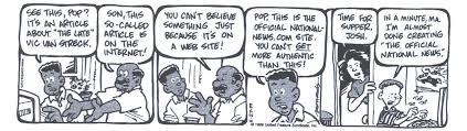 internet truth