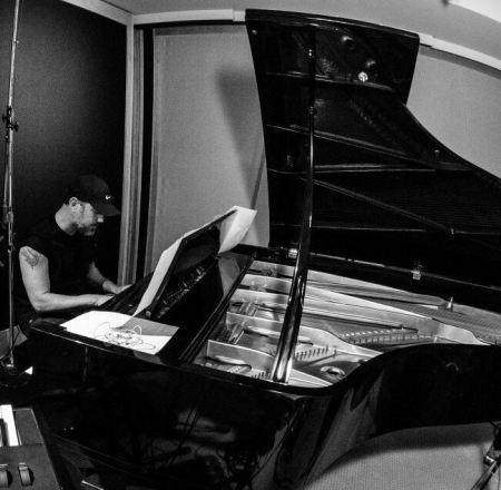 Pat Kelly at Grand Piano