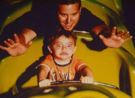 rollercoaster fear