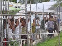 Australian refugee camp