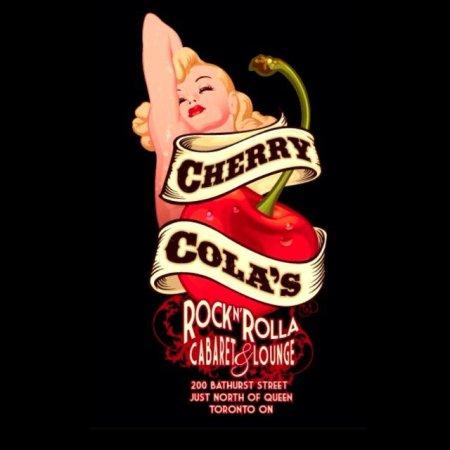 Cherry Cola's