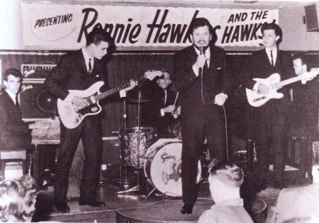 Hawkins and The Band