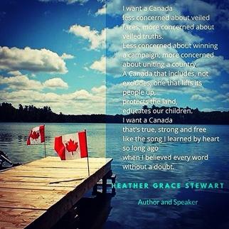 i want a Canada