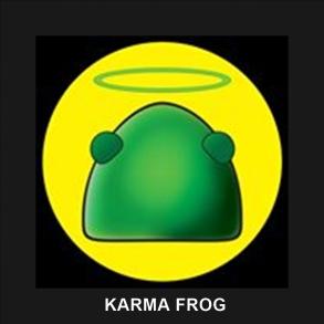 Karma Frog