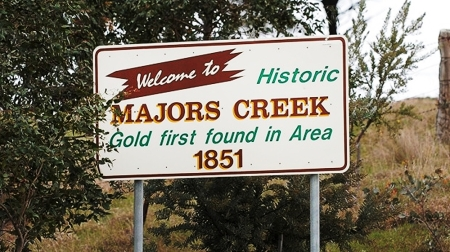 Majors Creek