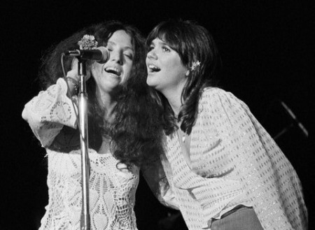 Maria and Linda