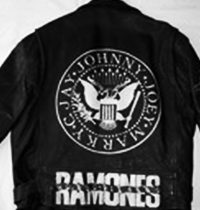 ramones jacket