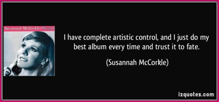 Suzannah McCorkle