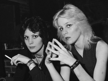 Cherie and Joan