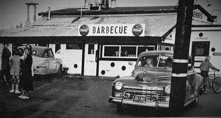 Newby's Barbecue Stockton