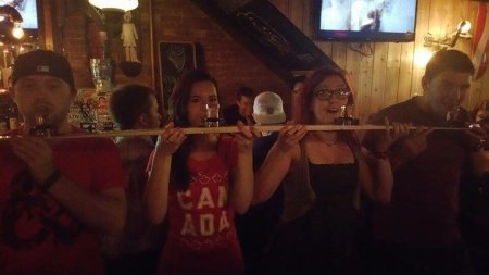 the shotski