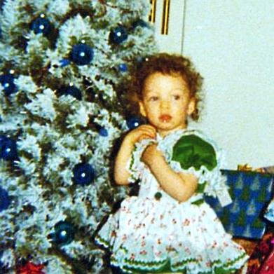 Amy Christmas 1979