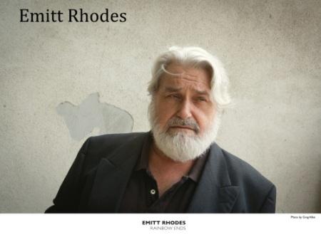 Emitt Rhodes, Hawthorne, California. 16 October 2015.