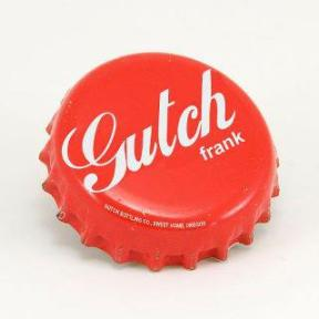 Frank bottle cap