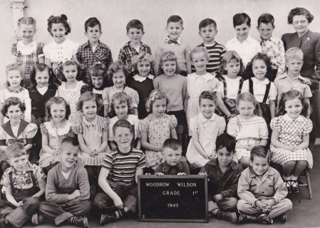 Woodrow Wilson 1st Grade