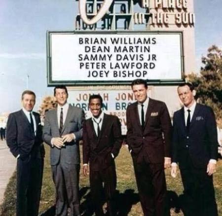brian williams ratpack