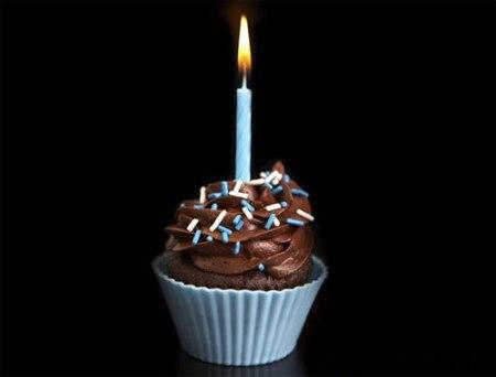 Cupcake_1_Candle