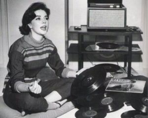 Listening to records - Copy