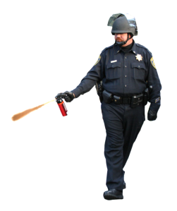 peppersprayingcop