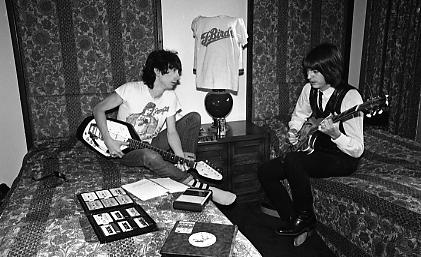 Stiv and Frank