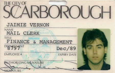 City of Scarborough1986_IDcard