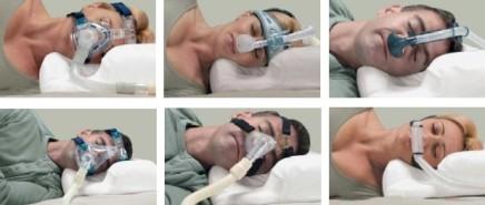 CPAP six CPAPs