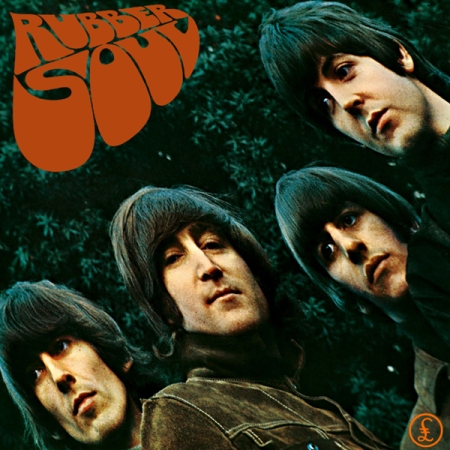 Rubber Soul cover