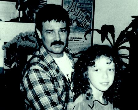 Amy and Burt