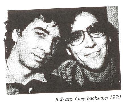 Greg And Bob