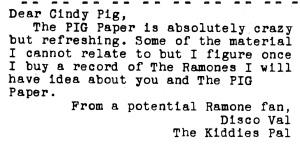 PigPaperRamones