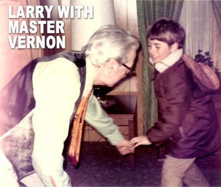 Master Vernon