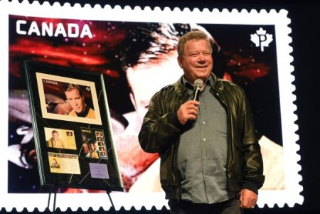 Shatner stamp