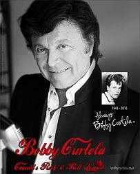 Bobby Curtola forever