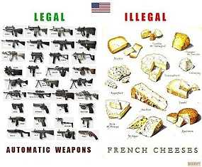 illegal in U.S