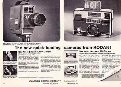 Instamatic Cameras