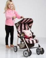 little-girl-with-stroller