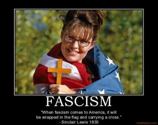 Palin Fascism