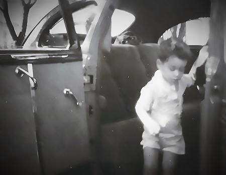 02. Bob at 3 Stockton California 1948