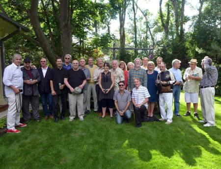 Annual Garden Party 2015