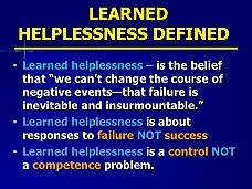 learned-helplessness